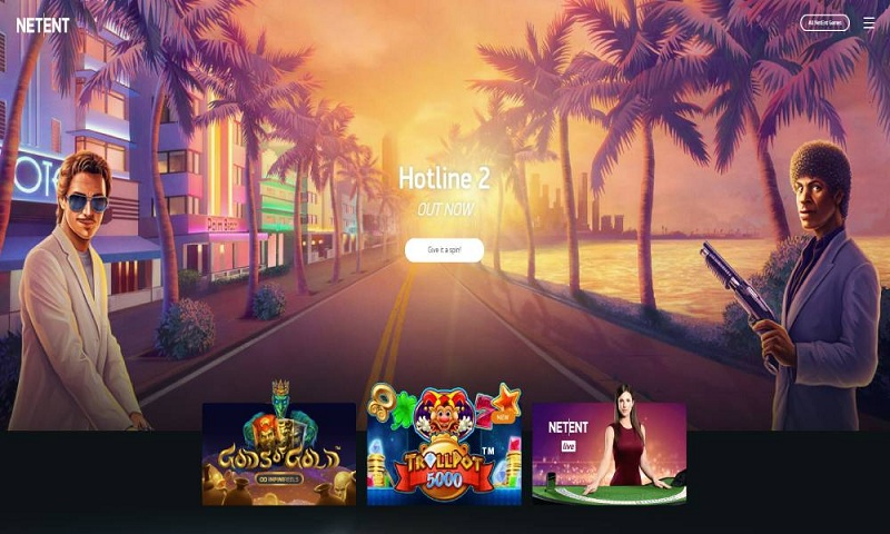 Nhà sản xuất game online hàng đầu thế giới hiện nay