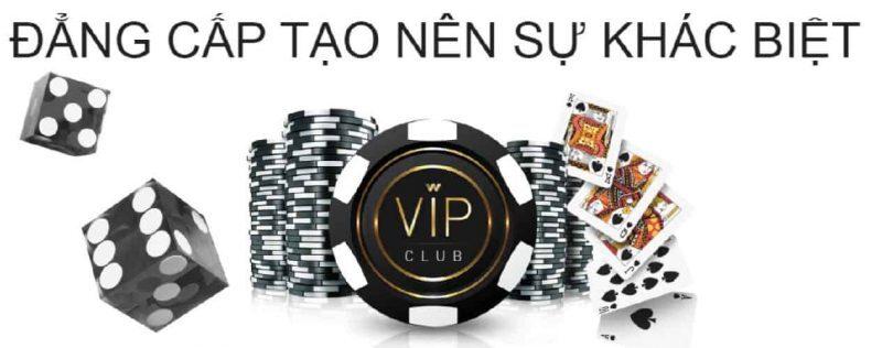 Thành viên CLB W VIP có quyền truy cập vào các khoản điểm thưởng, các hạng mục đổi điểm đặc biệt