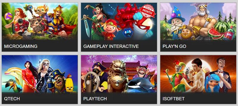 Người chơi có thể tìm thấy hàng trăm trò chơi slot trực tuyến khác nhau tại W88.