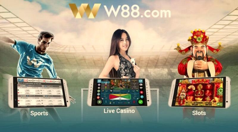 Sòng bài trực tuyến W88 có giao diện đơn giản, hỗ trợ nhiều ngôn ngữ khác nhau