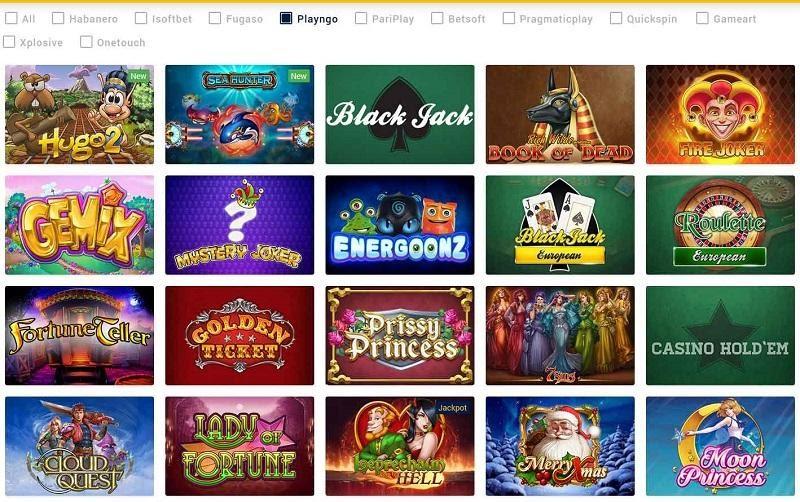 Công ty phần mềm Play'n go nổi tiếng với việc chuyên cung cấp các sản phẩm game slot đỉnh cao với đồ họa thiết kế bắt mắt, âm thanh sống động giúp cho người chơi như được trải nghiệm ở ngoài đời thực