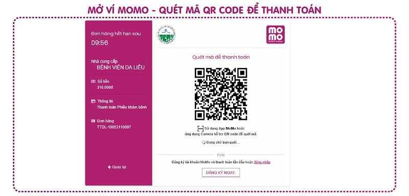 Mã QR MoMo là gì?