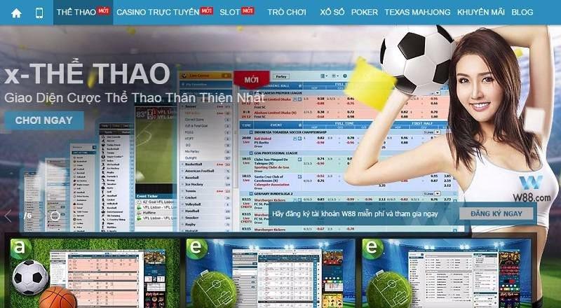 Trang cá độ bóng đá W88.gg có độ uy tín hàng đầu Việt Nam