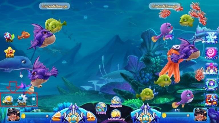 Áp dụng các chiến thuật chơi Momo Fishing tại W88.gg để thắng lớn