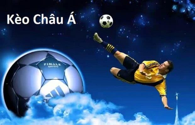 Xem kèo bóng đá trực tiếp Châu Á