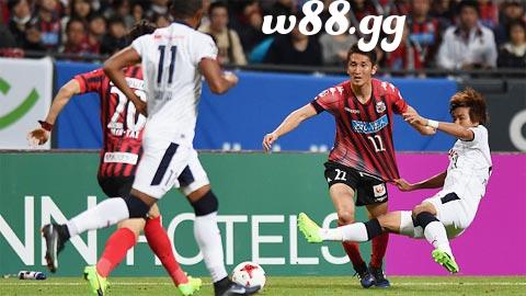 Sapporo là đội bóng mạnh được yêu thích