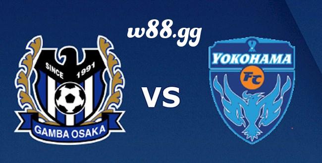 Yokohama vs Gamba Osaka là cặp đấu được nhiều người chờ đợi