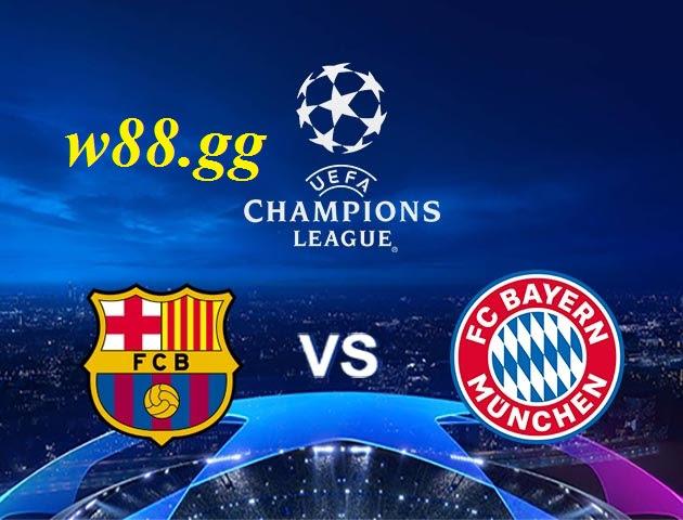 Barcelona vs Bayern sẽ gặp nhau rạng sáng ngày 15/09