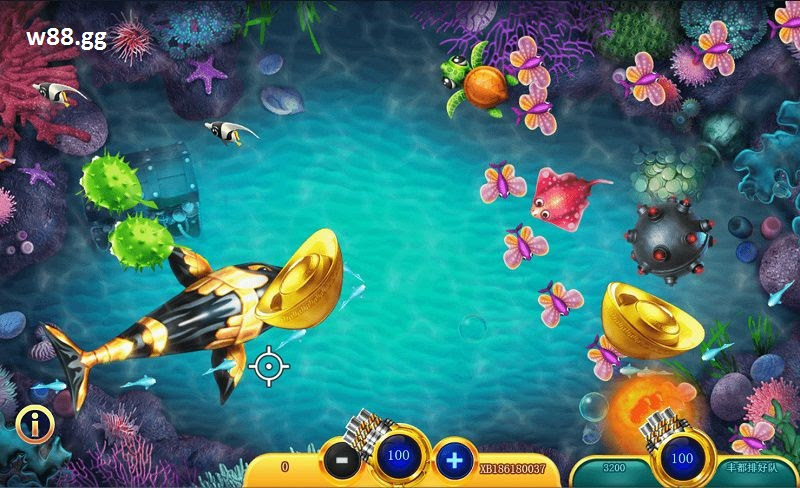 Cash Fish W88 - Tựa game đổi thưởng được yêu thích nhất