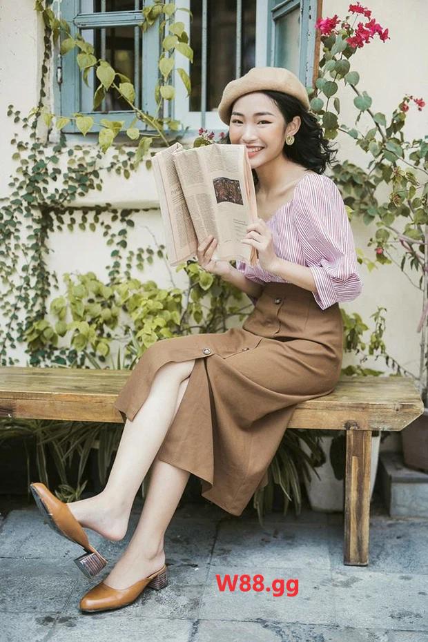 Lương Thu Hà - Cô nàng xinh đẹp tài năng