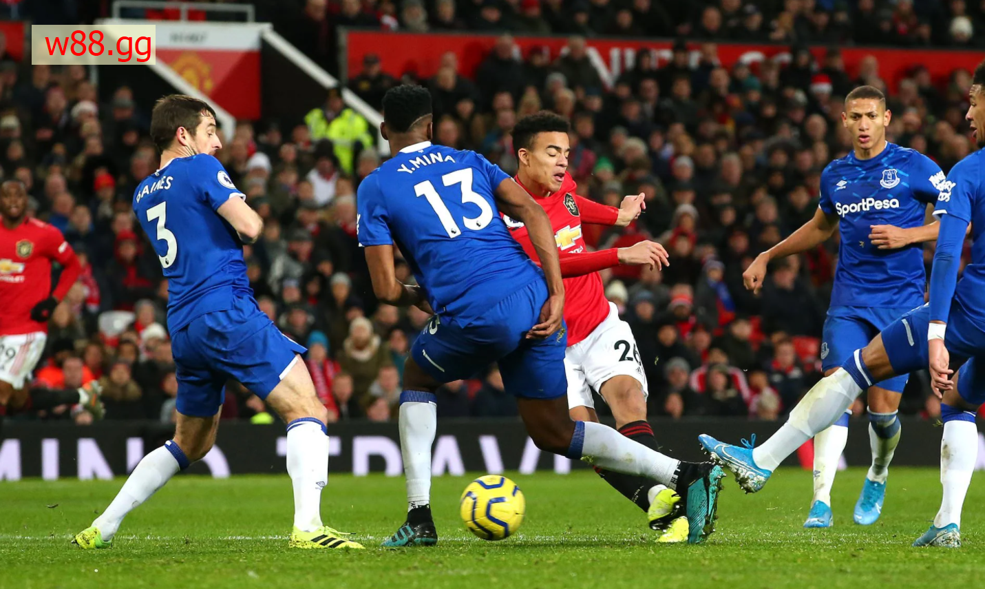 Soi kèo trận đấu Man Utd vs Everton