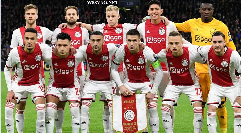 Ajax có phong độ thi đấu ổn định trong thời gian gần đây