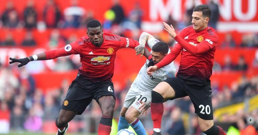 Soi kèo trận đấu West Ham với Man Utd