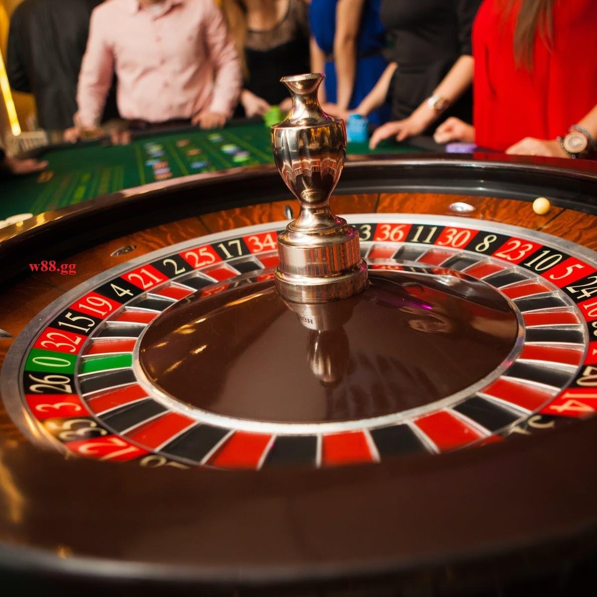 Nên chơi game bài Roulette ở đâu để đảm bảo an toàn?