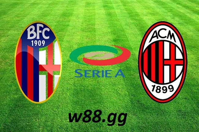 Bologna vs Milan chạm trán lúc 01h45 ngày 24/10
