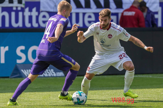 Soi kèo trận Karlsruher SC vs Aue 18h30 ngày 16/10/2021