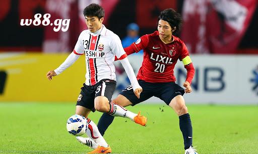 Kashima là đội bóng thi đấu ổn định