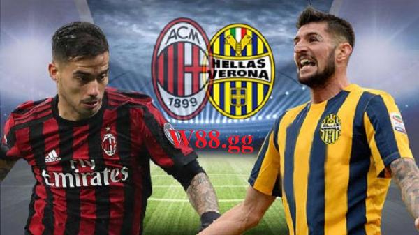 Soi kèo AC Milan và Verona, ngày 17/10/2021